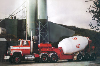 Western Equipment Group 10 0 Cubic Metre Mixer Truck